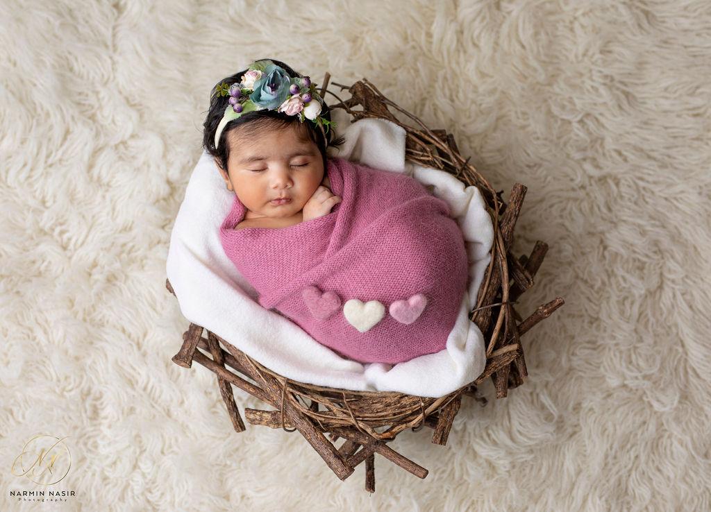 Chicago newborn photo
