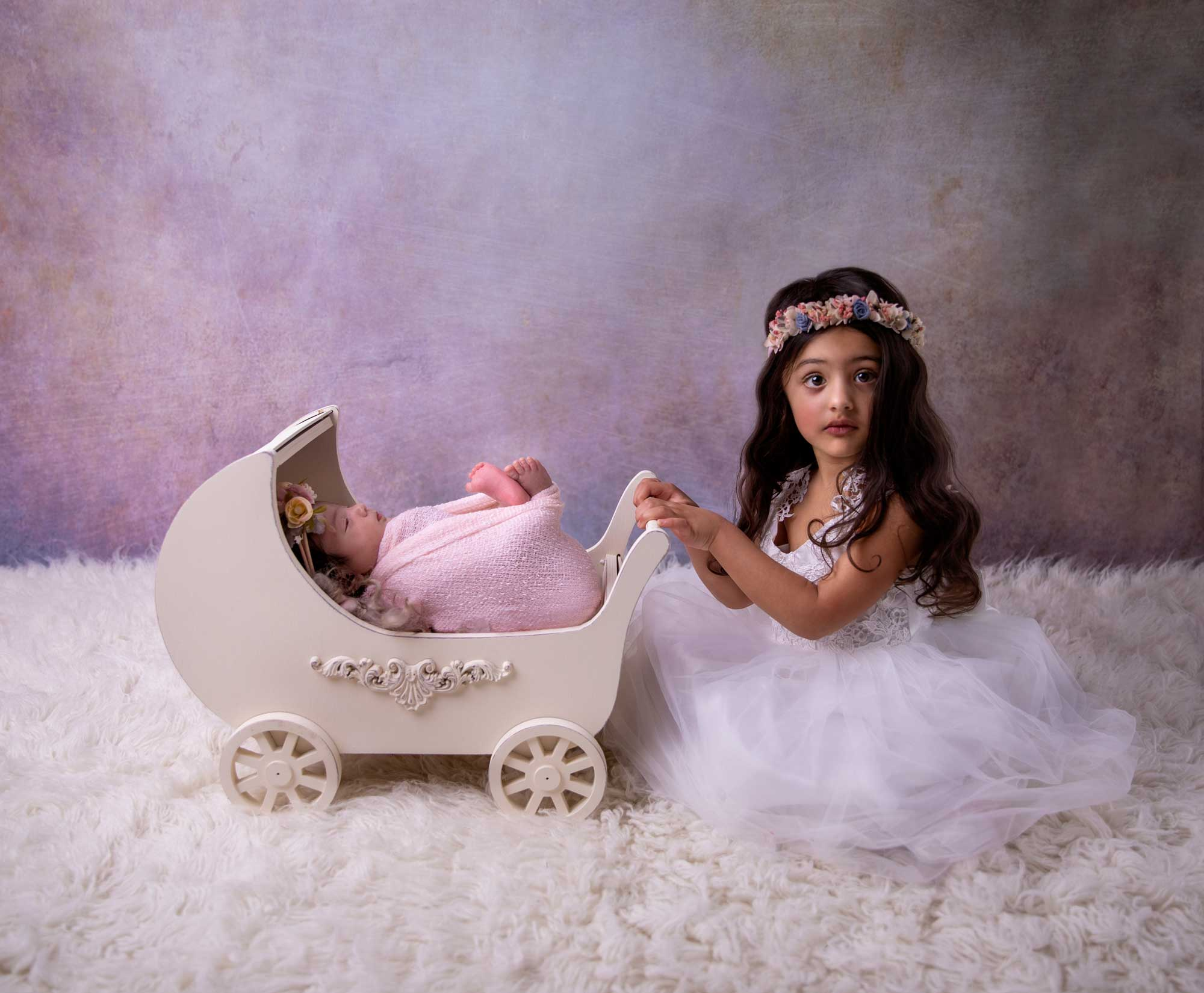 Newborn and family photography in Chicago by Narmin Nasir photography